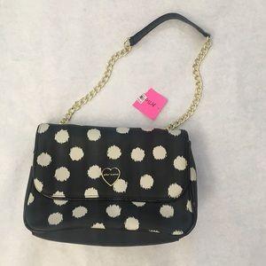 Betsey Johnson Shoulder Bag NWOT